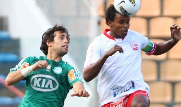 Náutico x Palmeiras se enfrentam neste domingo