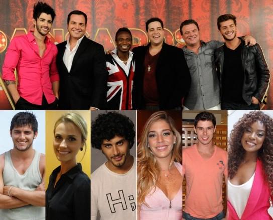 Confira as atrações do domingão de hoje (Foto: TV Globo)