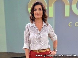 Fátima vai falar sobre saúde do corpo (Foto: TV Globo)